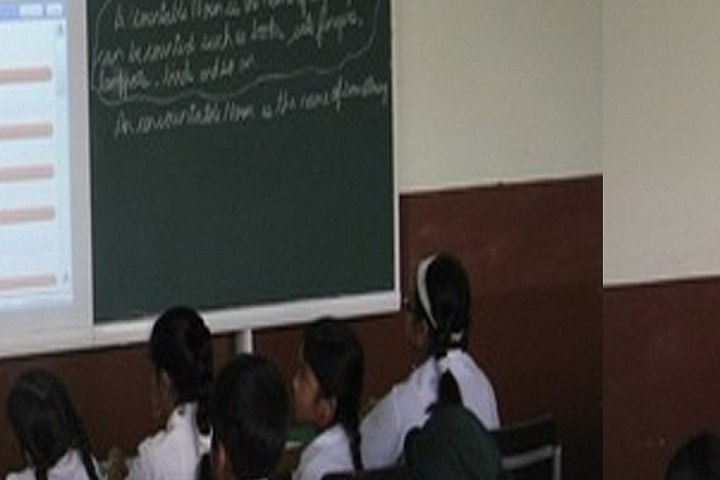 BGN Adarsh Public School-Classroom