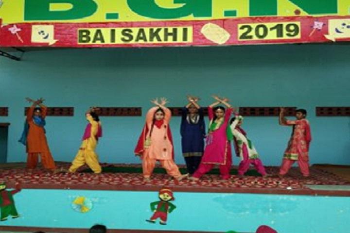BGN Adarsh Public School-Events celebration