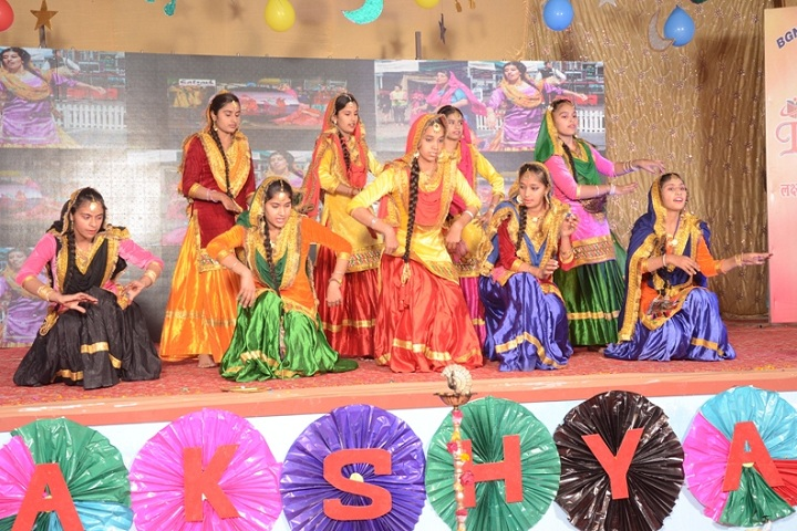 BGN Adarsh Public School-Events programme