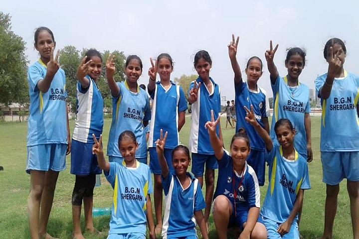BGN Adarsh Public School-Sports