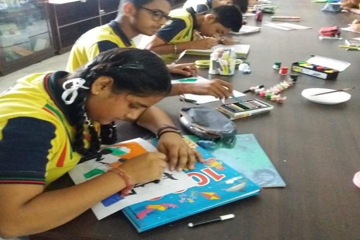 BSMSD Rajput Public School-Art