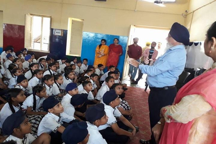 Baba Aapo Aap Guru Nanak Public School-Others