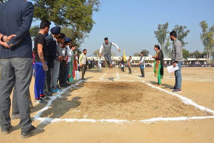 Baba Aapo Aap Guru Nanak Public School-Sports jump
