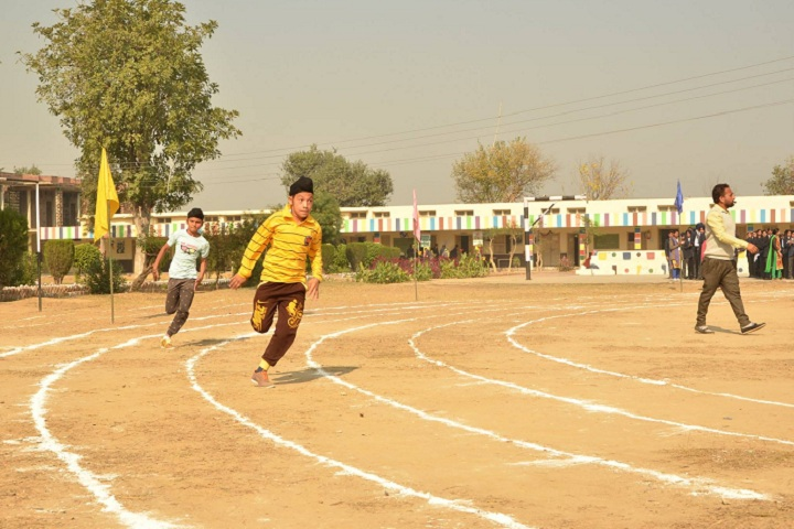 Baba Aapo Aap Guru Nanak Public School-Sports