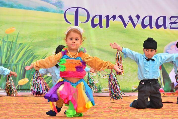 Baba Aya Singh Riarki Public School-Dance