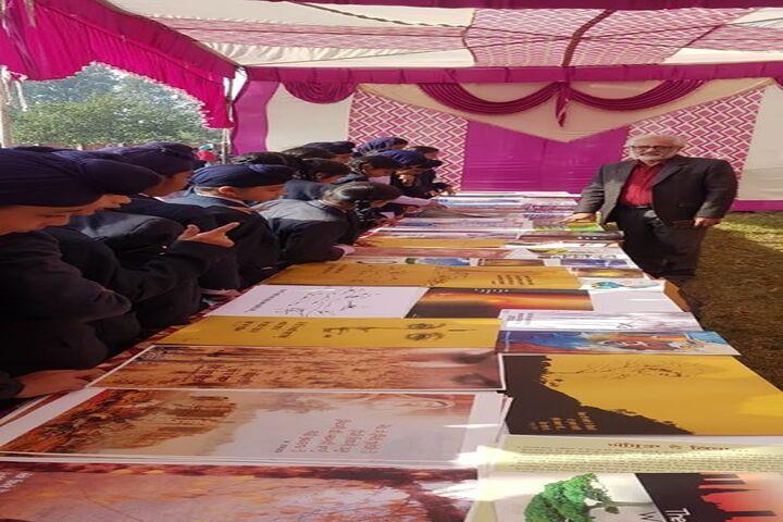 Baba Aya Singh Riarki Public School-Exhibition