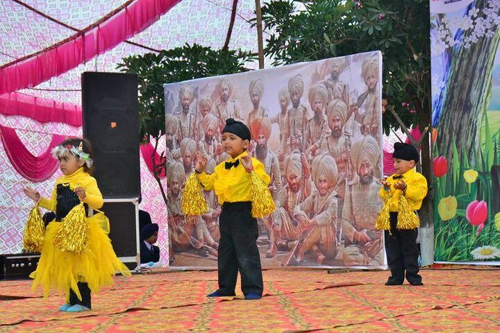 Baba Aya Singh Riarki Public School-Kids Performance