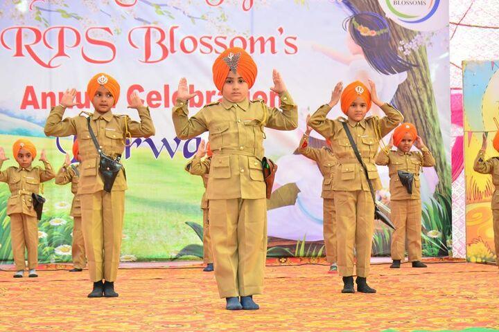 Baba Aya Singh Riarki Public School-Scouts