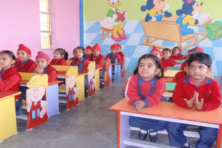 Baba Banda Singh Bahadur Public School-Classroom junior