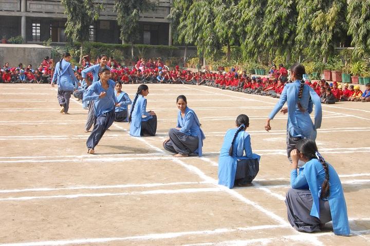 Baba Banda Singh Bahadur Public School-Sports