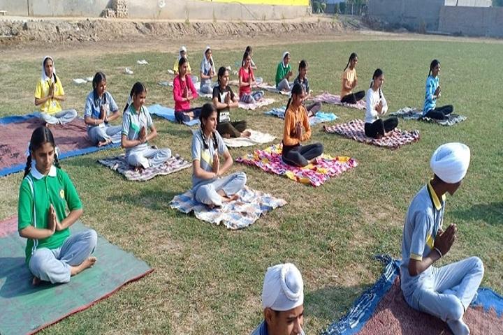 Baba Deep Singh Public School-Others yoga