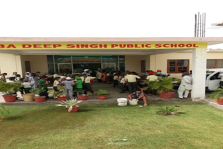 Baba Deep Singh Public School-Campus-View entrance