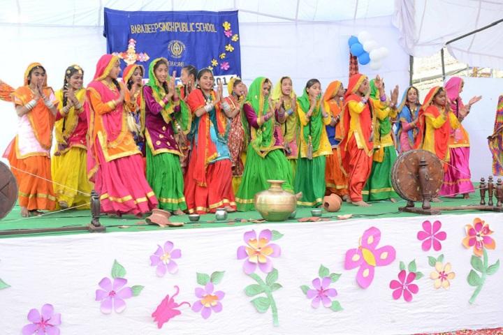 Baba Deep Singh Public School-Events