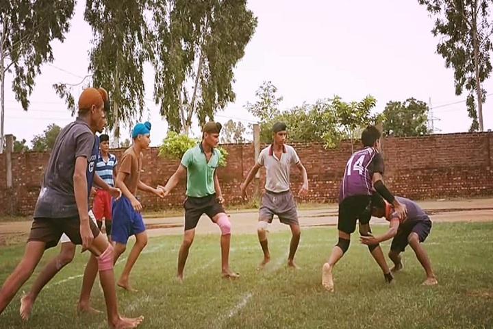 Baba Deep Singh Public School-Sports kabbadi
