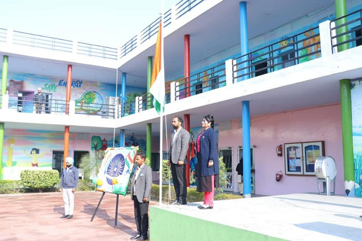 Baba Ganda Singh Public Senior Secondary School-Independence day