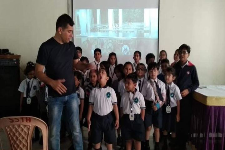 Akshara Vaagdevi International School-Events