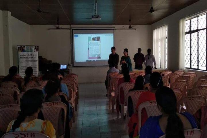 Akshara Vaagdevi International School-Seminar