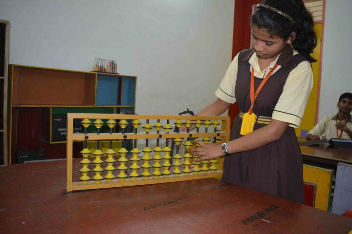 Gyan Jyoti Awasiya Vidyalaya-Abacus Lab