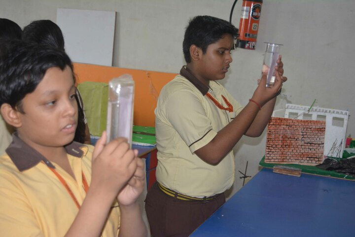 Gyan Jyoti Awasiya Vidyalaya-Biology Lab