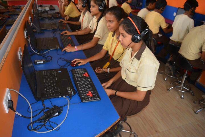 Gyan Jyoti Awasiya Vidyalaya-Computer Lab