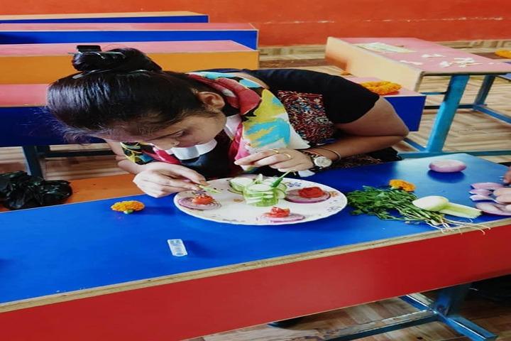 Gyan Jyoti Awasiya Vidyalaya-Cooking Activity