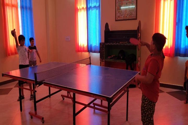 Gyan Jyoti Awasiya Vidyalaya-Indoor Games