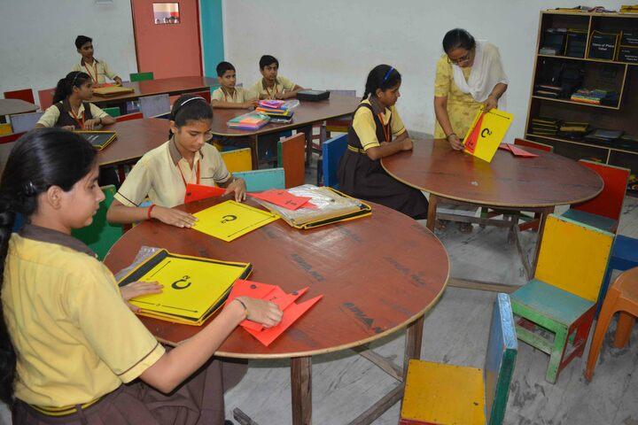 Gyan Jyoti Awasiya Vidyalaya-Maths Lab