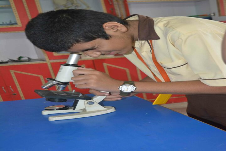 Gyan Jyoti Awasiya Vidyalaya-Physics Lab
