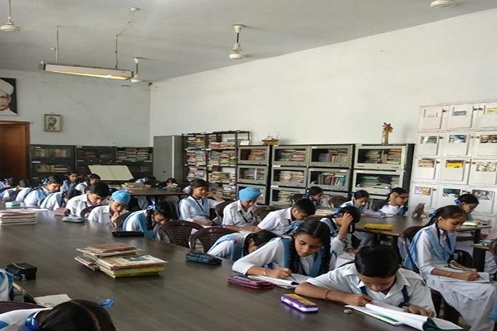 Baba Gandha Singh Public School-Library