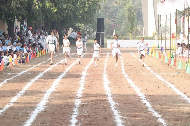 Baba Gandha Singh Public School-Sports running