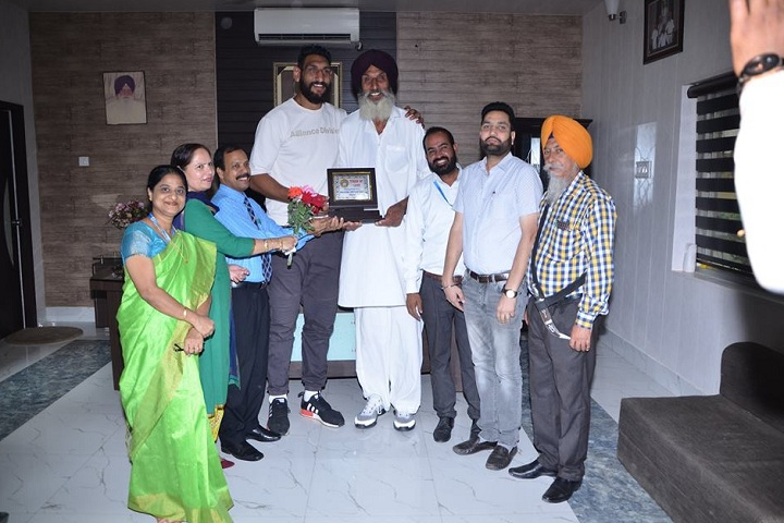 Baba Gandha Singh Public School-Others prize
