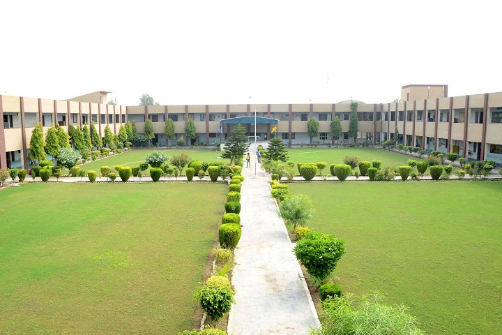 Baba Gandha Singh Public School-Campus-View full