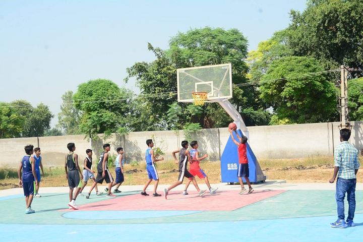 Baba Gandha Singh Public School-Sports