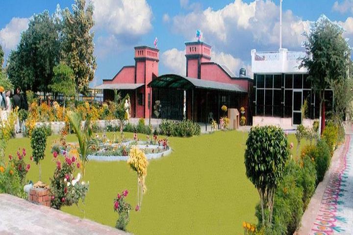 Baba Gandha Singh Public School-Campus-View entrance
