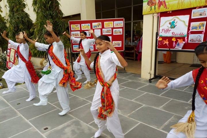 Baba Gandha Singh Public School-Events function