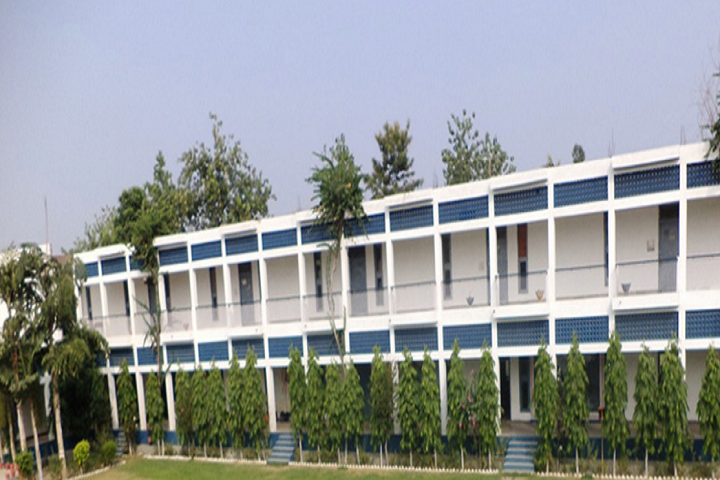 Baba Isher Singh N Public School-Campus-View front