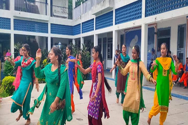 Baba Isher Singh N Public School-Events dance