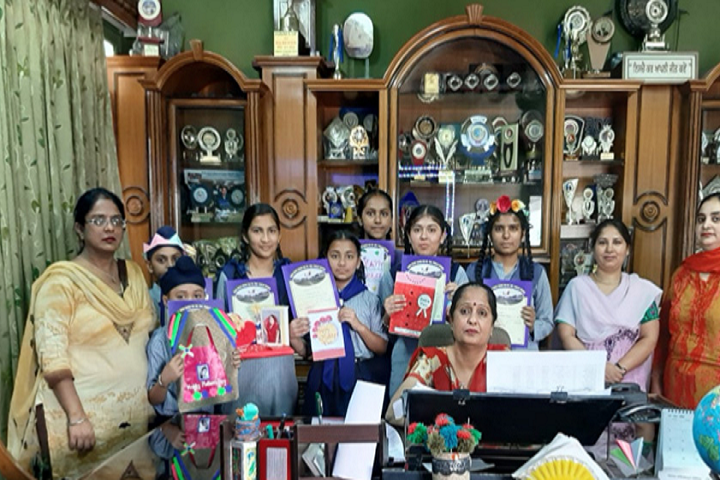 Baba Isher Singh N Public School-Others prize