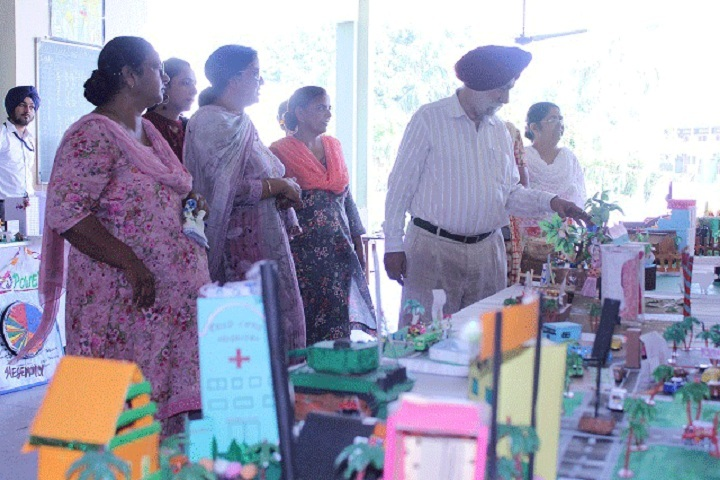Baba Isher Singh Nanaksar Senior Secondary Public School-Exhibition