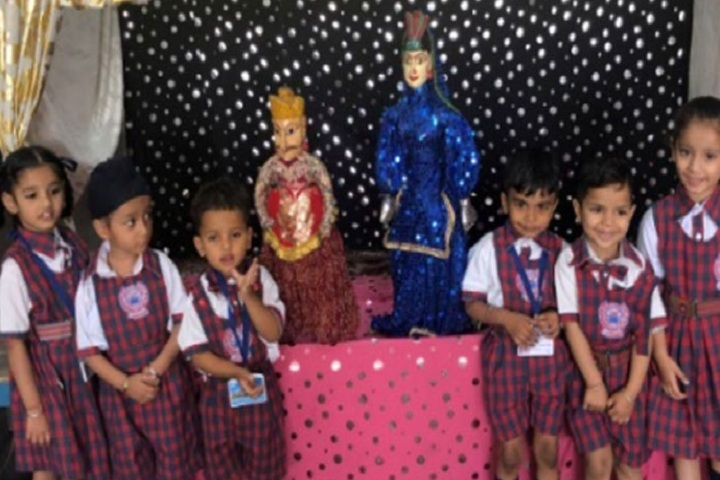 Baba Isher Singh Nanaksar Senior Secondary Public School-Puppet show