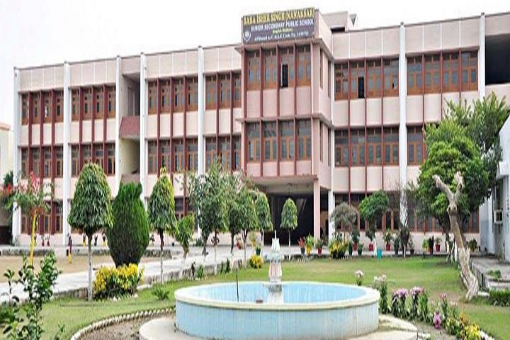 Baba Isher Singh Nanaksar Public School-Campus-View