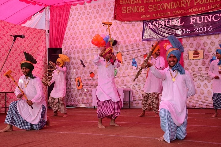 Baba Isher Singh Nanaksar Public School-Events annual function