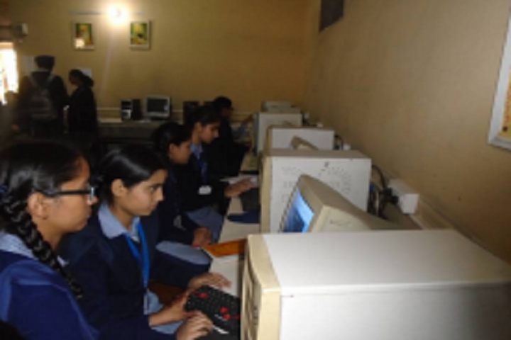 Baba Isher Singh Nanaksar Public School-IT-Lab