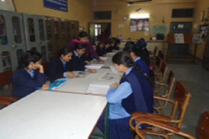 Baba Isher Singh Nanaksar Public School-Library