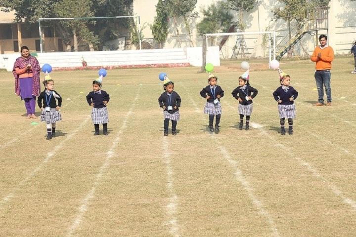 Baba Isher Singh Nanaksar Public School-Sports junior