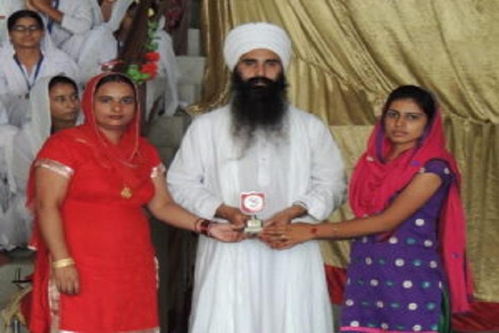 Baba Isher Singh Nanaksar Public School-Prize Distribution