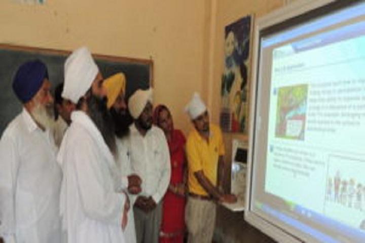 Baba Isher Singh Nanaksar Public School-Events