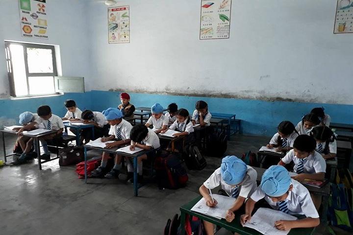 Baba Jora Singh Memorial Public School-Classroom