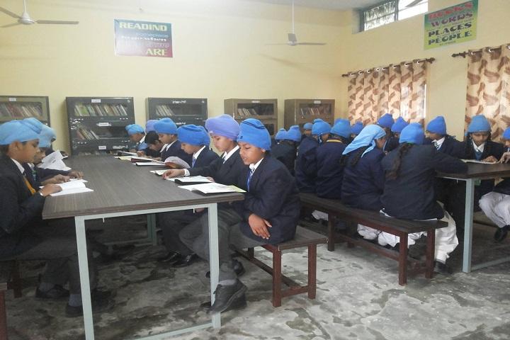 Baba Jora Singh Memorial Public School-Library