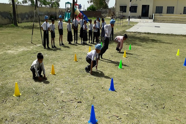 Baba Jora Singh Memorial Public School-Sports